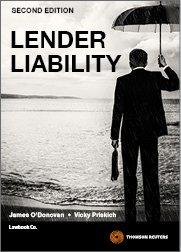 Lender Liability 2e book + ebook