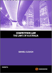 Competition Law - The Laws of Australia eBook
