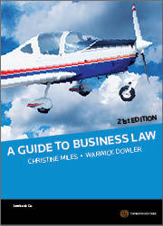 A Guide to Business Law 21st edition Book + eBook