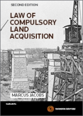 Law of Compulsory Land Acquisition 2nd Edition Book+eBook