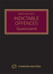Indictable Offences Queensland eSub