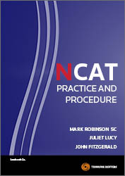 NCAT - Practice and Procedure book + ebook
