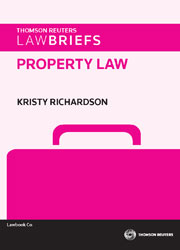 LawBriefs: Property Law book + eBook