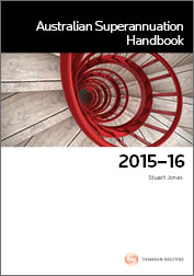 Australian Superannuation Handbook 2015-16