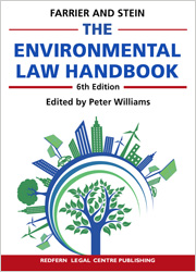The Environmental Law Handbook - Planning and Land Use in New South Wales 6th edition