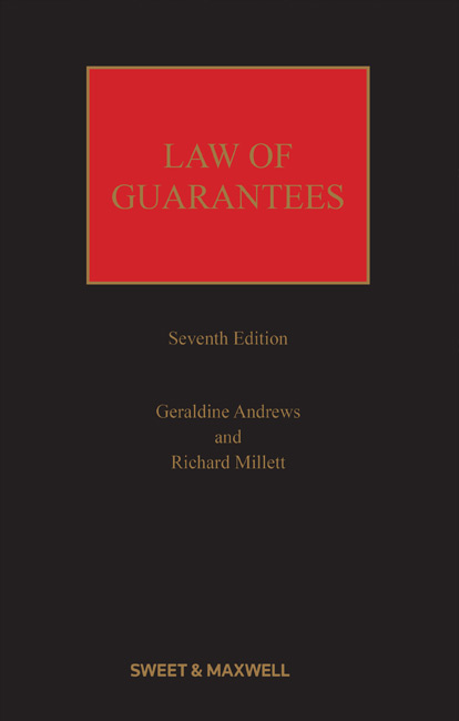 Law of guarantees 7th edition ebook thomson reuters australia law of guarantees 7th edition bookebook fandeluxe Choice Image