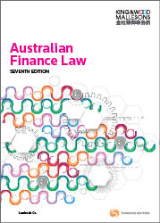 Australian Finance Law 7e eBook