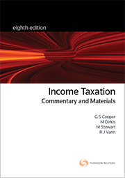 Income Taxation: Commentary & Materials 8e