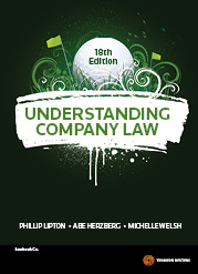 Understanding Company Law 18th edition book + eBook