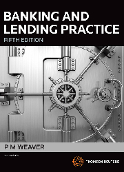 Banking and Lending Practice 5th edition eBook