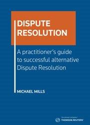 Dispute Resolution - Book