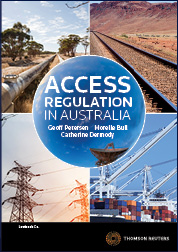Access Regulation in Australia - Book & eBook