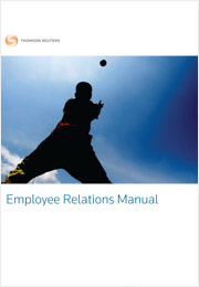 Employee Relations Manual: Online (Westlaw AU)