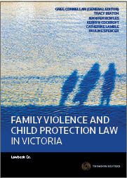 Family Violence and Child Protection Law in Victoria ebook