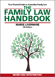 The Family Law Handbook 4th edition: Your Practical Guide to Australian Family Law book + ebook