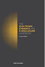 Electronic Evidence and E-Disclosure