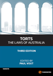 Torts: The Laws of Australia 3rd Edition - Book