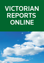 Victorian Reports