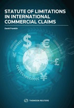 Statute of Limitations in International Commercial Claims