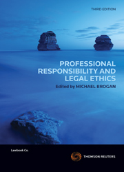 Professional Responsibility and Legal Ethics 3rd edition Book + eBook