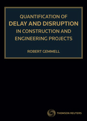 Quantification of Delay and Disruption in Construction and Engineering Projects - eBook