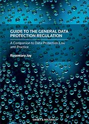 Guide to Data Protection Regulation