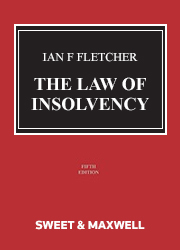 The Law of Insolvency 5th edition