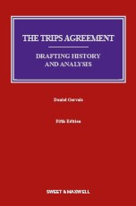 The TRIPS Agreement 5th Edition