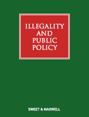 Illegality and Public Policy  4e