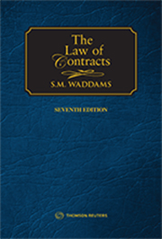 The Law of Contracts, Seventh Edition