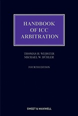 Handbook of ICC Arbitration: Commentary, Precedents, Materials 4th edition