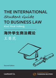 The International Student Guide to Business Law 2nd ed
