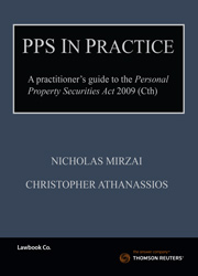 Personal Property Securities in Practice - Book