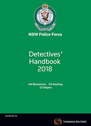 Detectives' Handbook 2018 - Book & eBook