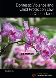 Domestic Violence and Child Protection Law in Queensland - book+eBook