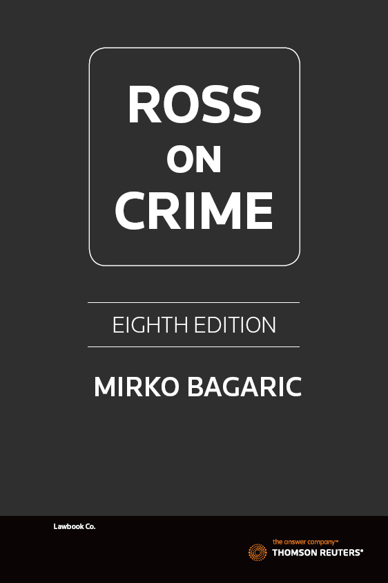 Ross on Crime 8e Book+eBook