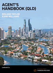 Picture of Agents' Handbook (Qld)