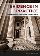 Evidence in Practice book+ebook