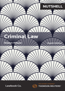 Nutshell: Criminal Law 8e book+ebook