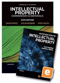 Student law books thomson reuters australia intellectual property commentary materials 6th edition book introduction to intellectual property ebook fandeluxe Gallery