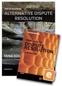 Student law books thomson reuters australia alternative dispute resolution 5th edition book principles of dispute resolution 2nd edition ebook value fandeluxe Gallery