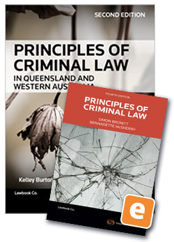 Principles of criminal law in queensland and western australia 2nd principles of criminal law in queensland and western australia 2nd edition book principles of criminal fandeluxe Gallery