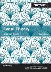 Nutshell: Legal Theory 3rd edition