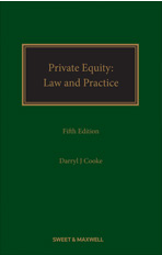 Private Equity Law and Practice 6th edition