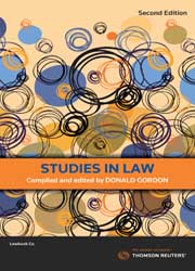 Studies in Law 2nd edition
