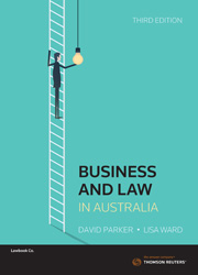 Business and Law in Australia 3rd ed