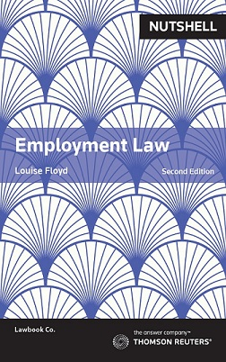 Nutshell Employment Law 2e Book+eBook