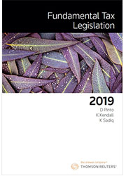 Fundamental Tax Legislation 2019 eBook