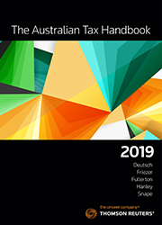 The Australian Tax Handbook 2019-eBook