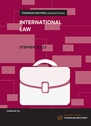 LawBrief International Law 1st edition Book+eBook